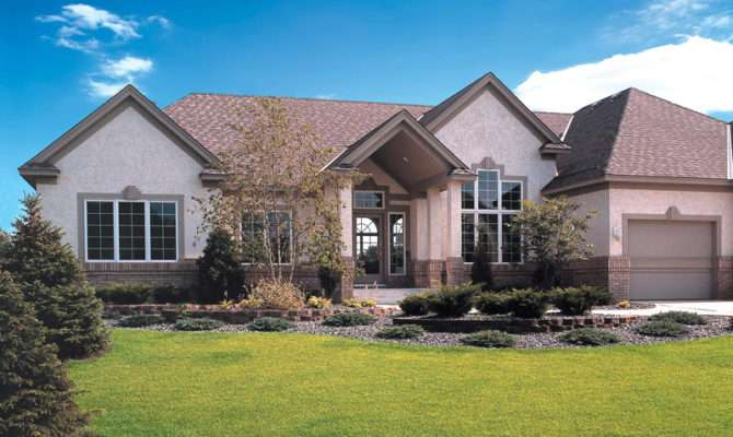 Walk Out Basement House Plans Ranch Style Homes Walkout