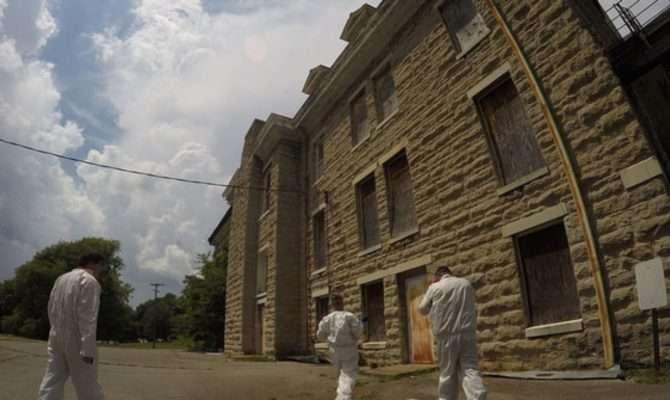 Walk Through Historic Masonic Homes