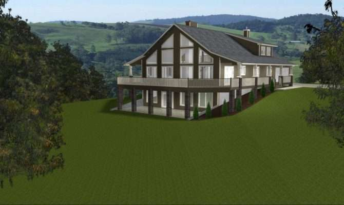 Walkout Basements Plans Edesignsplans House