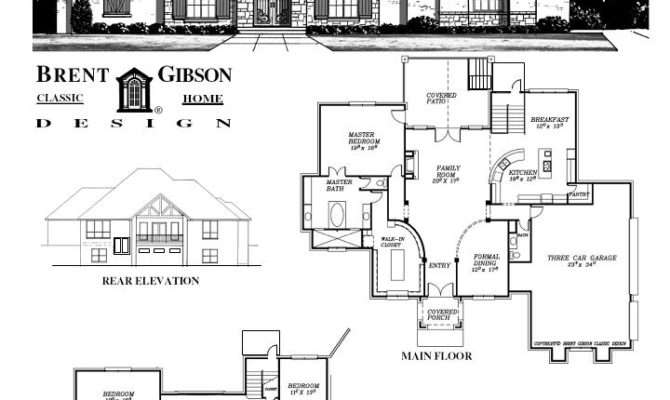 Walkout Rancher House Plans Homes Floor