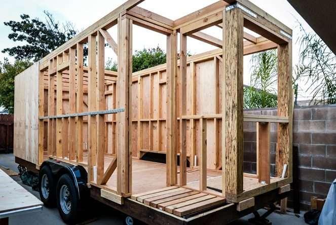 Want Build Tiny House Listings