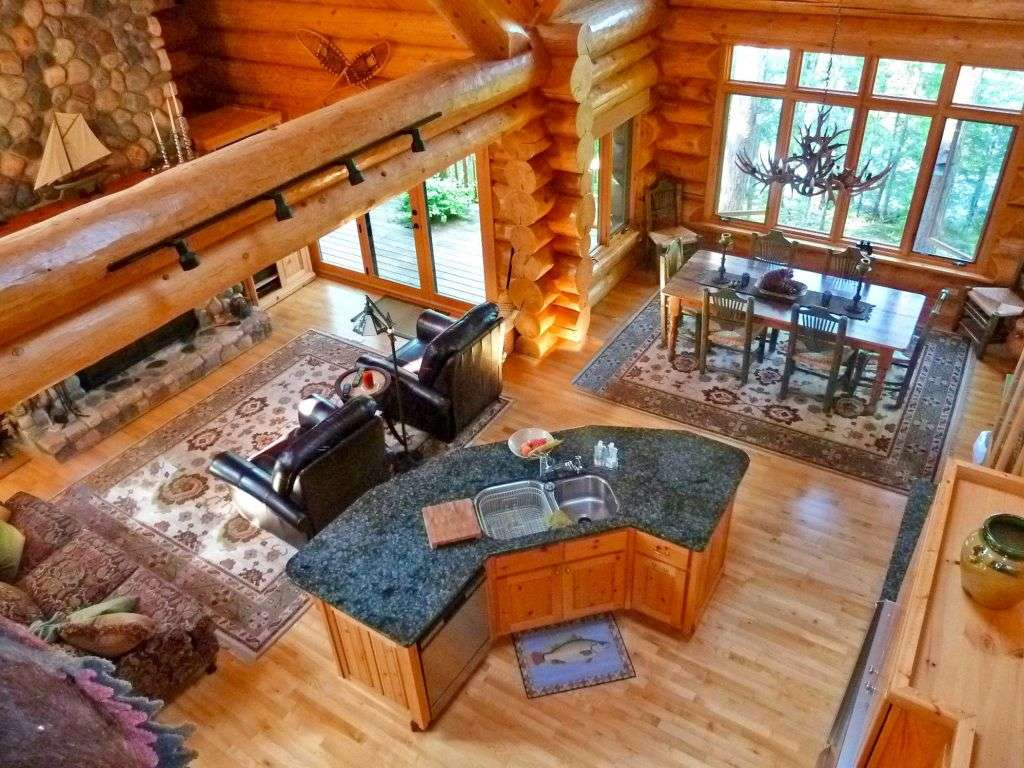 Wanted Boundary Waters Type Experience Not Suburban Style Home