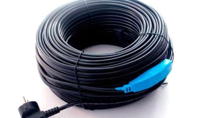 Water Pipes Heating Cables Heater Anti Freeze Frost