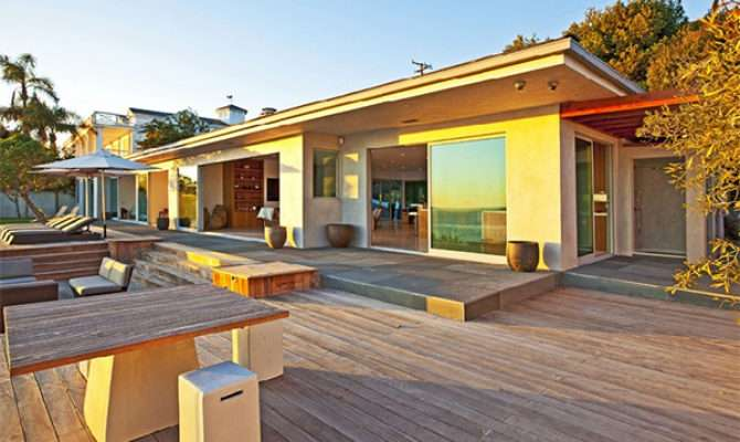 Waterfront Vacation Home Plans Oceanfront Luxury