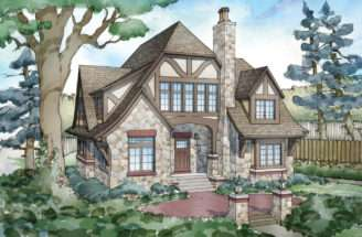 Week Kitchen Heart Tudor Style Home Masslive