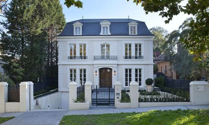 Welcome French Provincial Homes