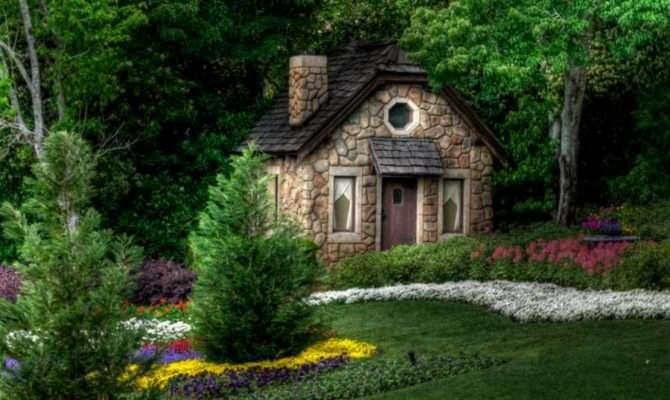 Whimsical Cottages Around World Cottage Life