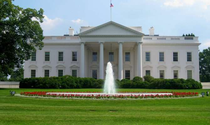 White House North Portico Flickr Sharing