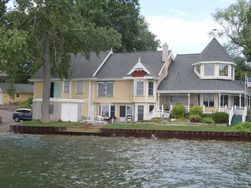 White Lake Lakefront Homes Sale Oakland County