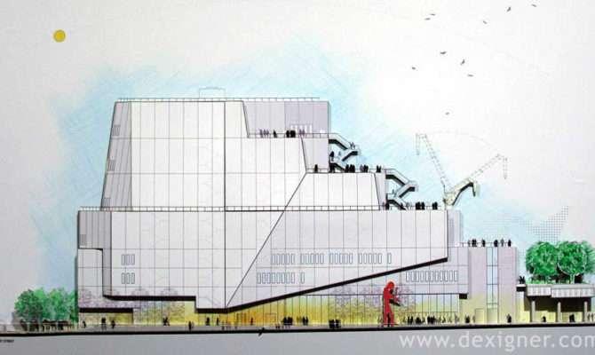 Whitney Museum American Art Concept Openbuildings