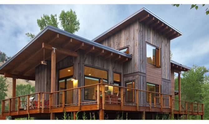 Williams Partners Architects Board Ranch Residence Ketchum