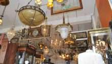 Williamsburg Style Brass Glass Chandelier Light Fixture Globe