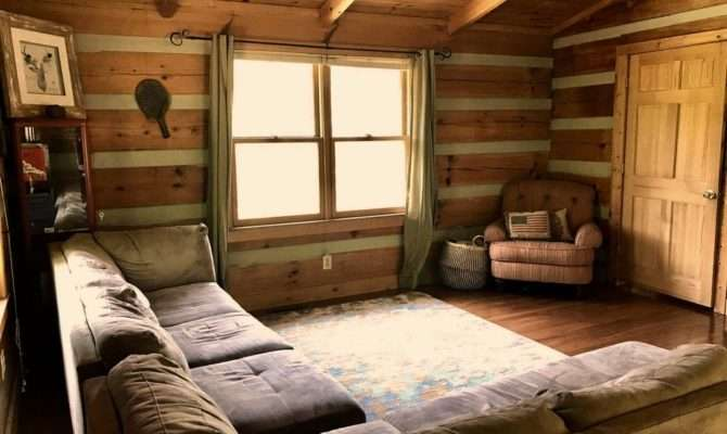 Williamson County Bedroom Log Cabin Serene Acres