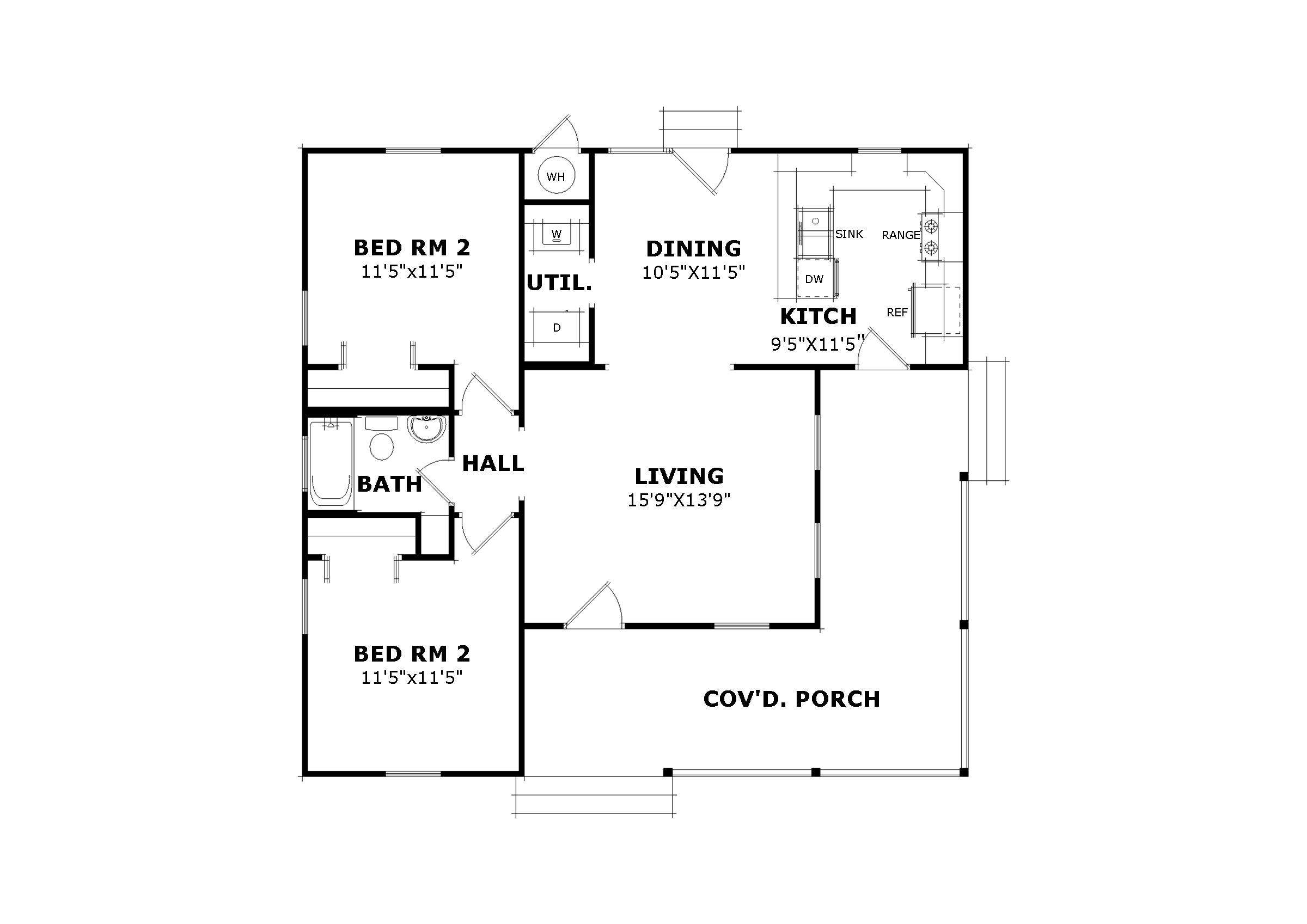 Willow Bend Bedrooms Baths House Designers