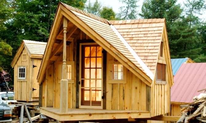 Win Set Jamaica Cottage Shop Cabin Tiny House Plans