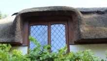 Windows Dormer Eyebrow Velux Thatch Advice Centre
