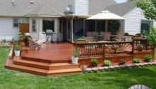 Wood Deck Design Ideas