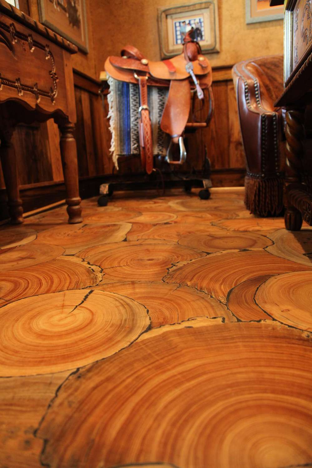 Wood Floor Year Taking Center Stage