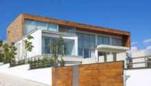 Wood House Exterior Interior Design Home Modern