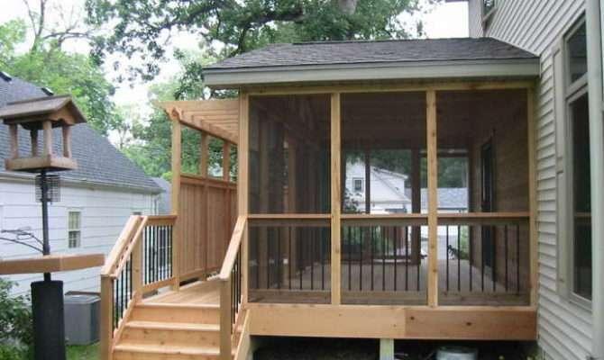 Wood Porch Plans Pdf