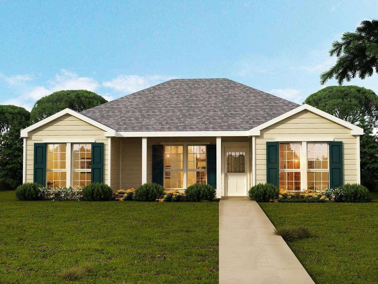 Woodcrest Floor Plans Southwest Homes