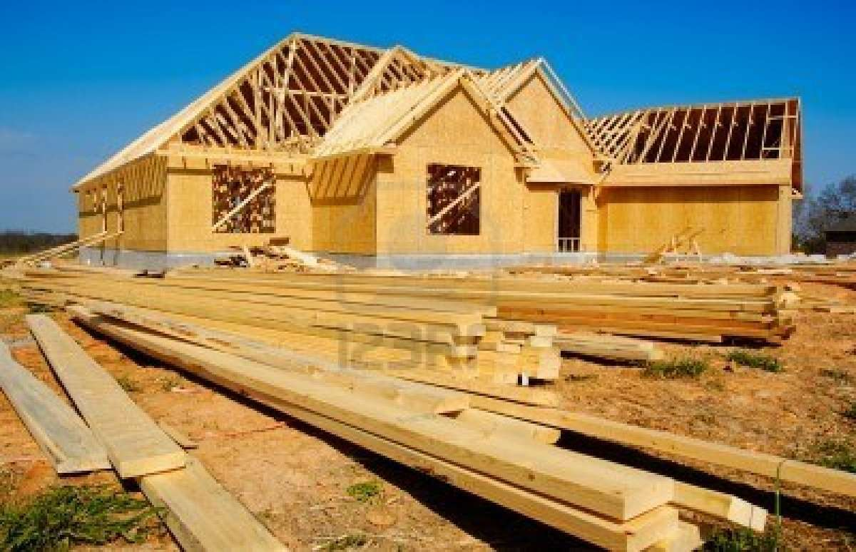 Wooden Construction Material