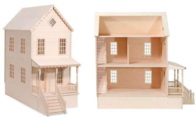 Wooden Dollhouse Plans Pdf Woodcarvers Bench Woodplanspdf