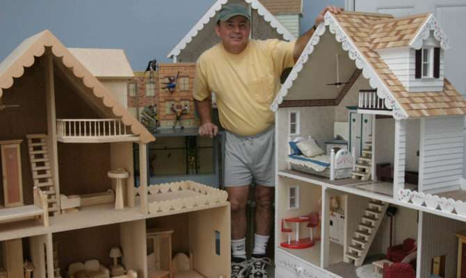 Wooden Victorian Doll House Plans