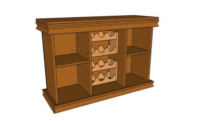 Woodwork Diy Bar Plans Pdf Basic