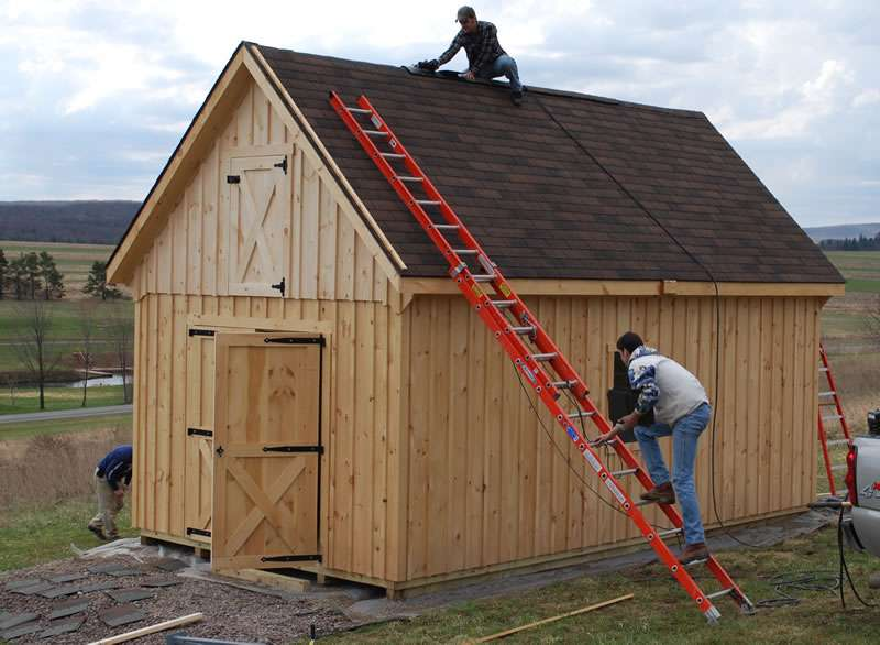Woodwork Storage Building Plans Pdf