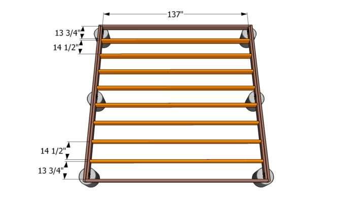 Woodwork Wood Deck Plans Pdf