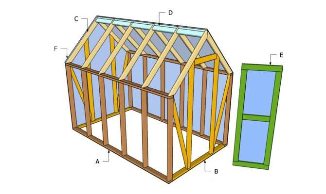 Woodworking Wooden Greenhouse Plans Pdf