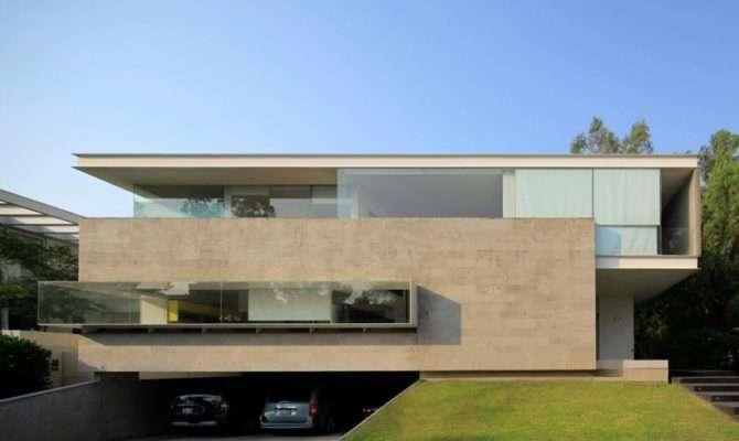 World Architecture Amazing Glass Concrete Godoy