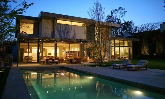 World Architecture Beautiful House Brentwood