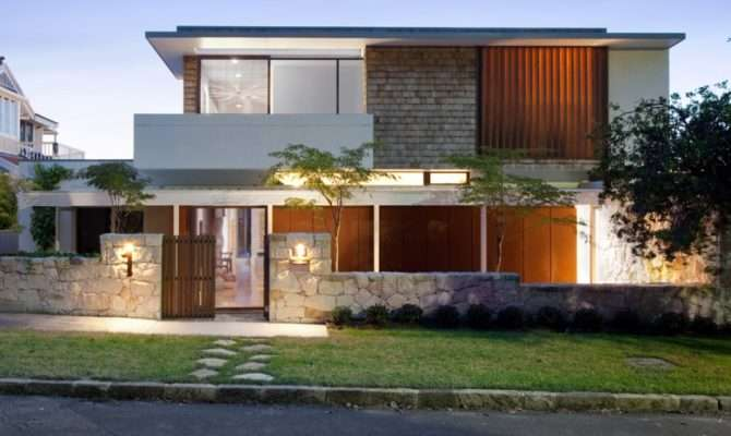 World Architecture Contemporary House Design Sydney
