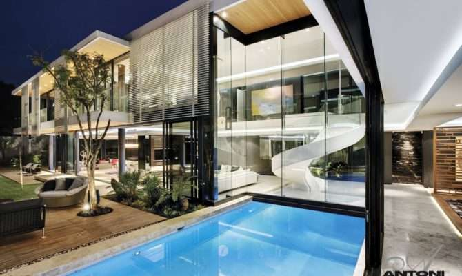 World Architecture Dream Homes South Africa