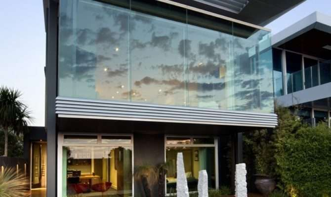 World Architecture Gorgeous Modern Facade Finnis
