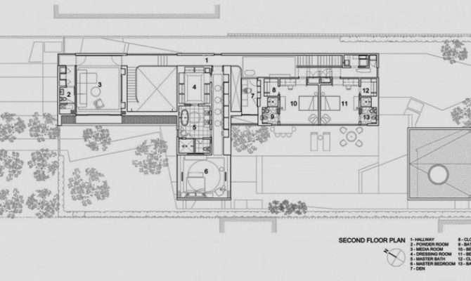 World Architecture Luxury Modern Home Venice California