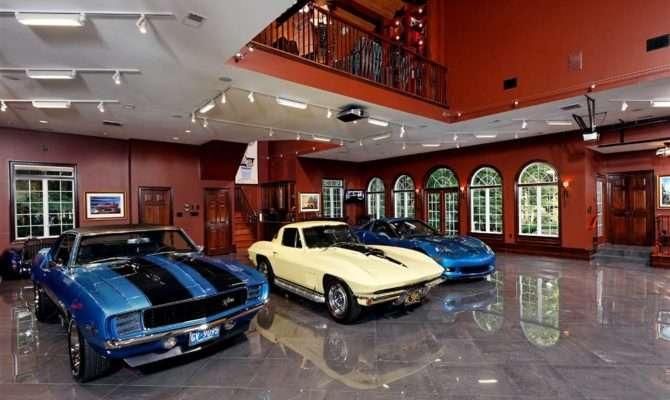 World Most Beautiful Garages Exotics Pics