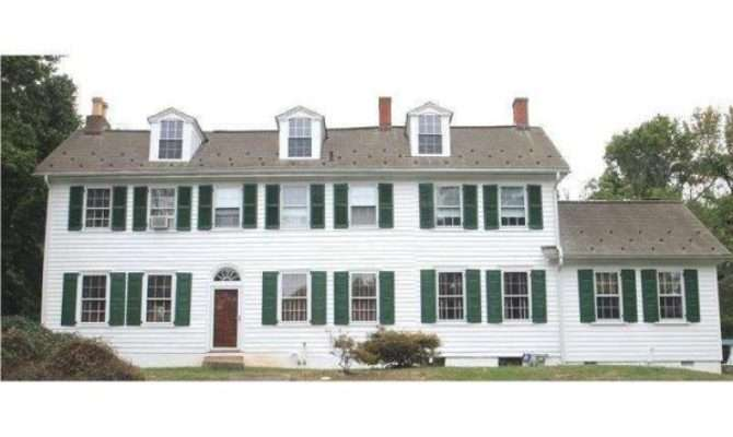 Wow House Historic Federal Style Colonial Listed