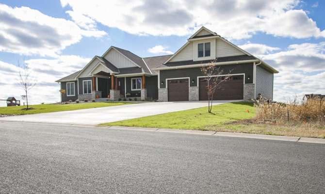 Wright County Custom Cabinets New Home Construction Otsego