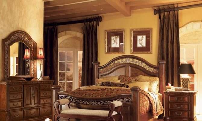 Wynwood Granada Mansion Bedroom Set Atg Stores