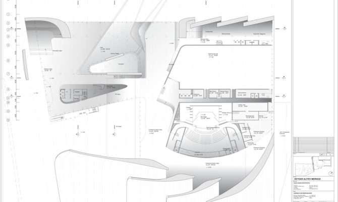 Zaha Hadid Heydar Aliyev Cultural Centre Turning Vision Into