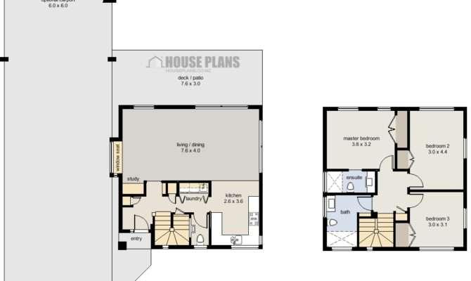 Zen Cube Eco House Plans New Zealand Ltd